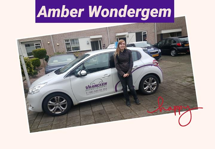 Vrancken Amber Wondergem