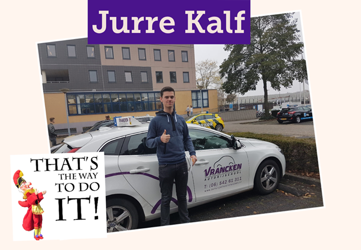 Vrancken Jurre Kalf