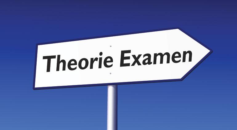 theorie examen
