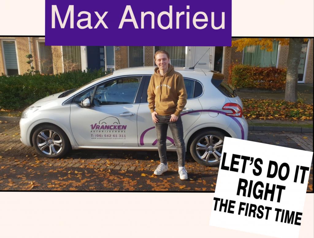 max andrieu